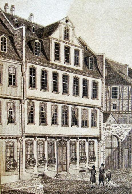 1 Maison Goethe