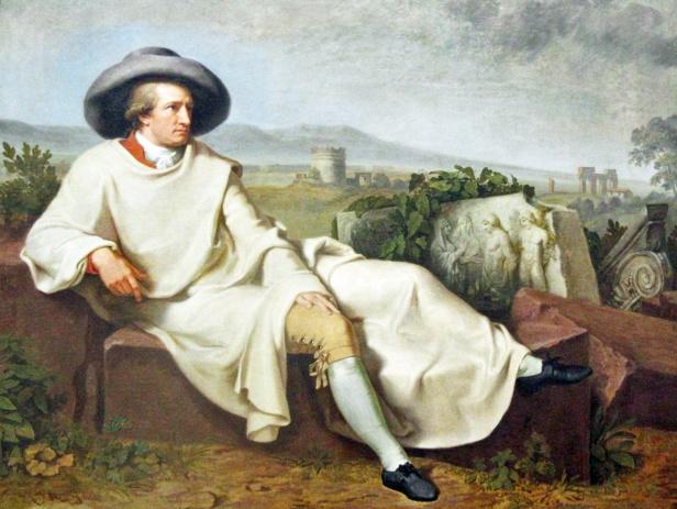 13 Goethe