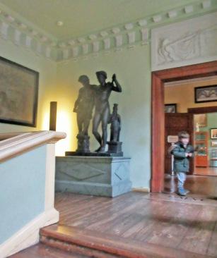 16 Escalier Maison Goethe