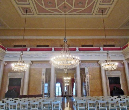 19 Salle de bal du château