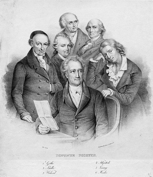13 Les écrivains allemands