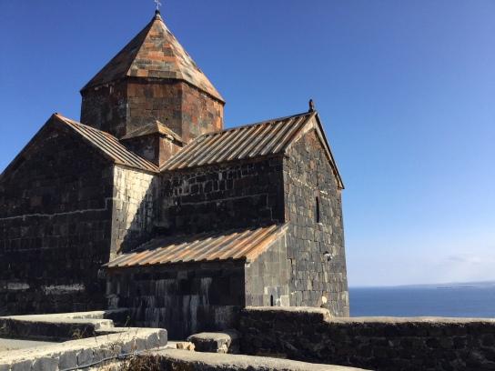 Monastère Sevanavak