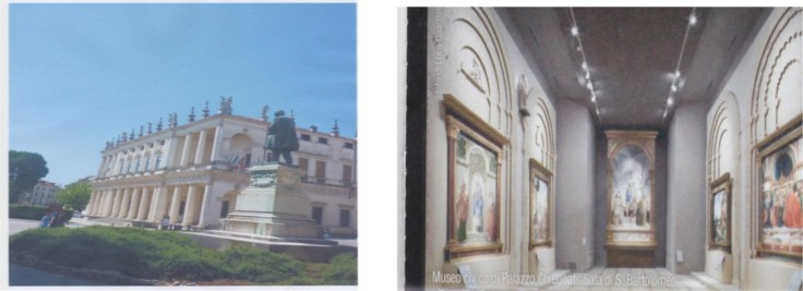 Palaais Chieratti et musée civico