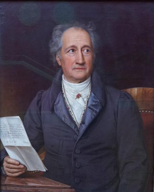 6 Goethe 1828