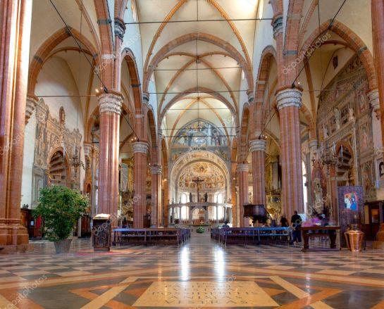 intérieur du Duomo G