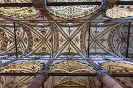 plafond de l'église G