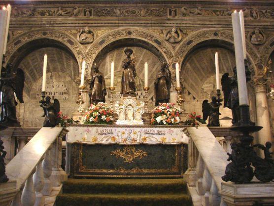 autel tombeau