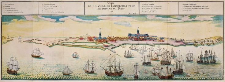 10 Louisbourg