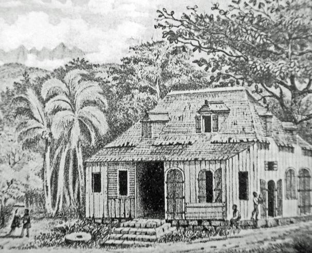 7 maison créole