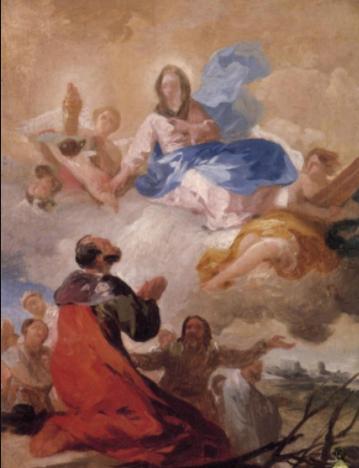Apparition de la Vierge du Pilier