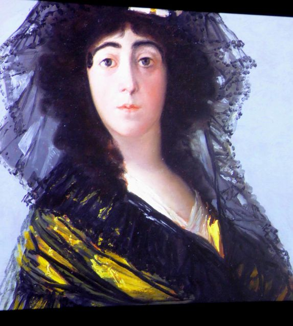 La duchesse d'Albe