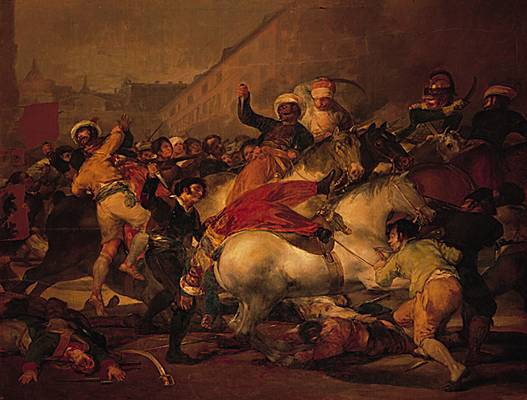 Madrid 2 Mai 1808